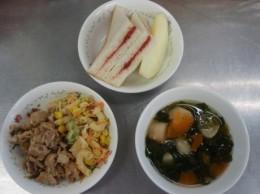 給食 070